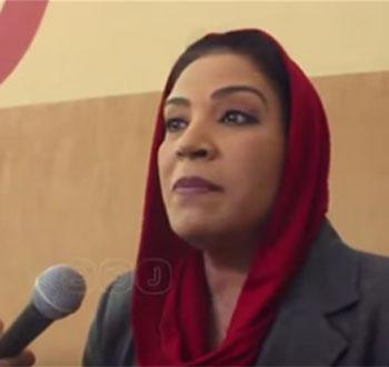 مدى حضور المرأة المصرية في السياسة - نشوى-الديب