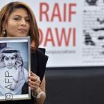 جائزة ساخاروف للمدوّن السعودي المسجون رائف بدوي