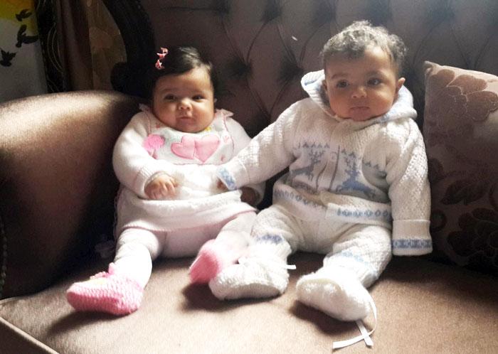 تهريب السائل المنوي من السجون الإسرائيلية - أطفال