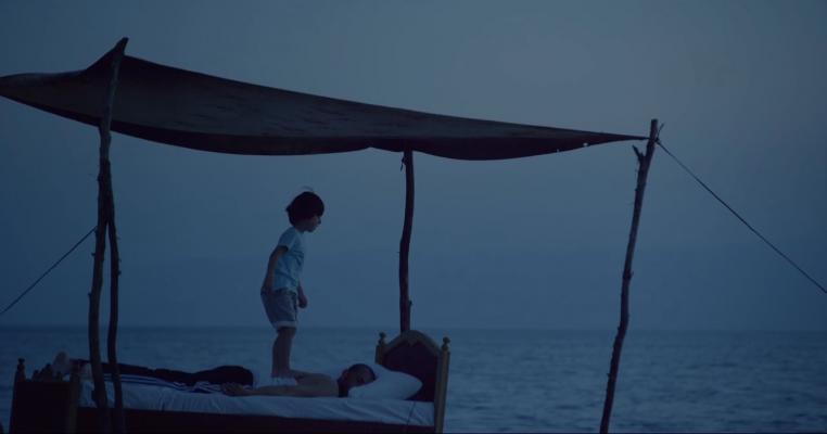 """مهرجان دبي السينمائي - مشهد من فيلم """"المنعطف"""""""