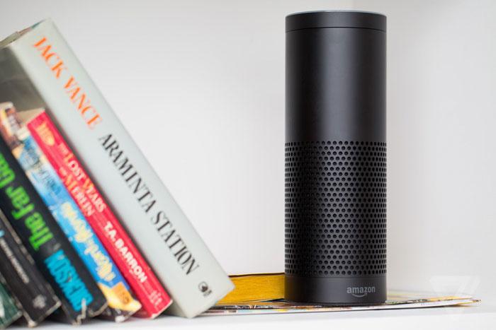 هدايا تكنولوجية يمكنكم شراؤها لأحبائكم هذا العيد - Amazon-Echo