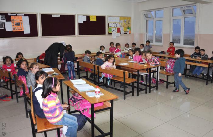 مدارس اللاجئين السوريين في تركيا - صورة 1