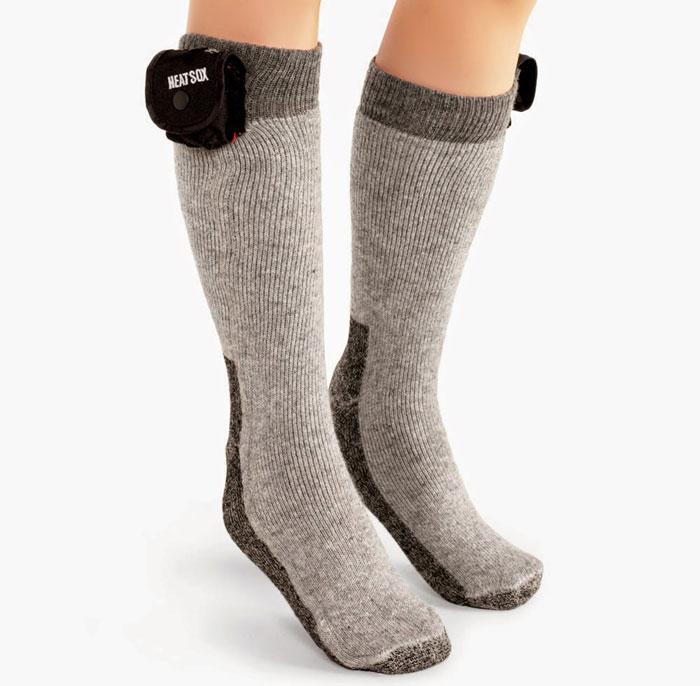 معدات تكنولوجية للشتاء - أدوات تكنولوجية شتوية - Heated-Sock