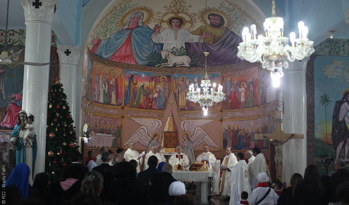 مسيحيو غزة .. كيف يعيش المسيحيون في غزة الأعياد؟ صورة 3