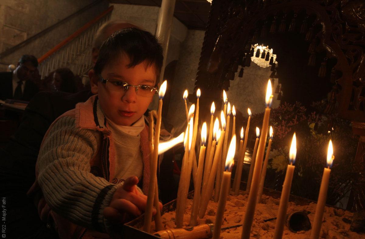 مسيحيو غزة .. كيف يعيش المسيحيون في غزة الأعياد؟ صورة 4