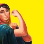 أن تكوني امرأة عربية…