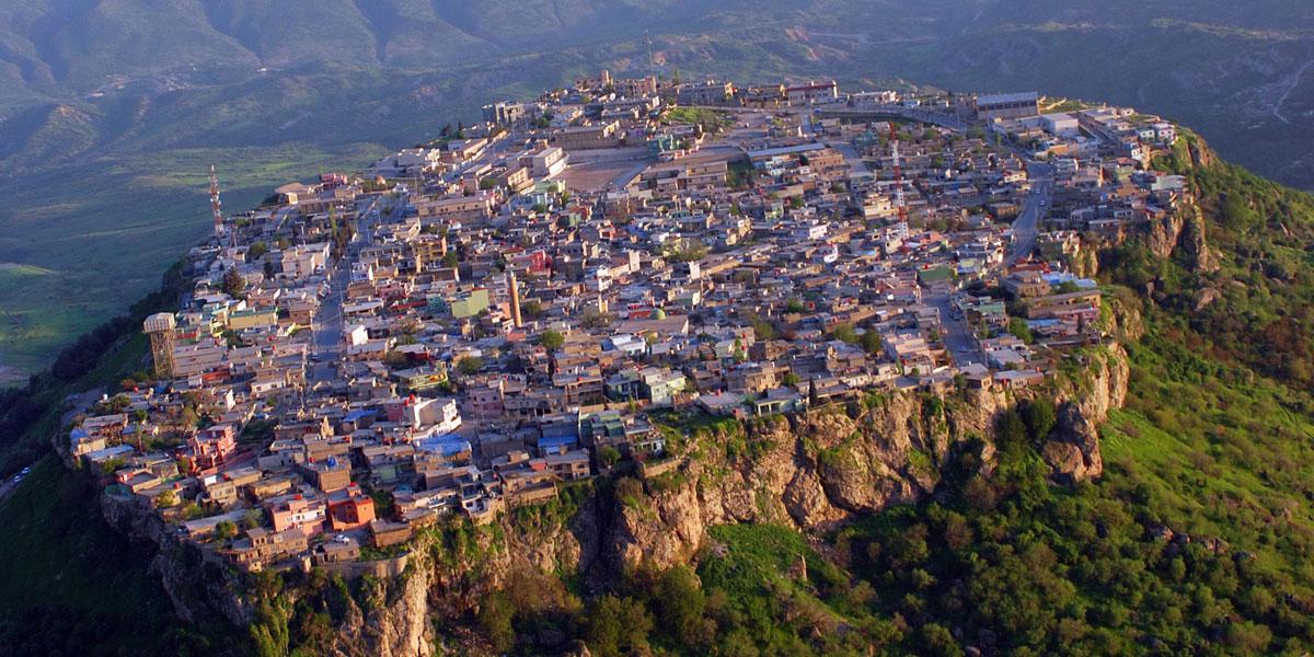العمادية، عاصمة سلاطين الأكراد لا تستوعب سكانها