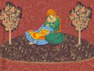 قصص عربية عن الحب والجنس في أربعة كتب من العصور الإسلامية