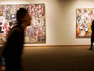 متحف طهران للفنون المعاصرة يكشف كنوزه للعالم