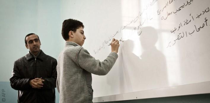مدارس اللاجئين السوريين في تركيا تكاد تتحوّل إلى مدارس دينية