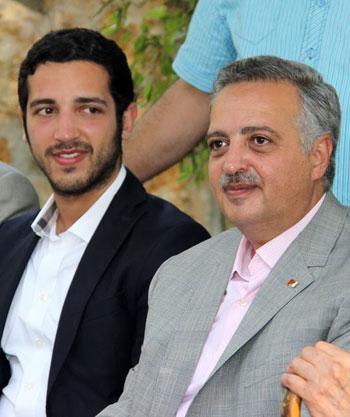 التوريث السياسي في لبنان - MajidArslan
