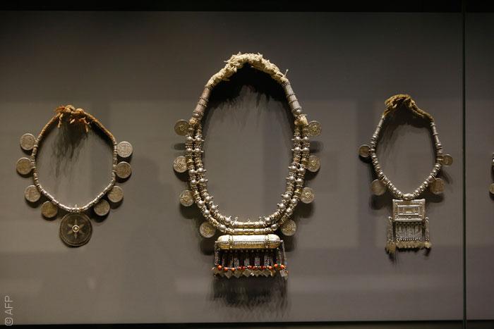 المتحف الوطني في عمان - صورة لتحفة