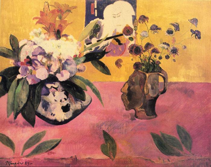 متحف طهران للفنون المعاصرة - Paul_Gauguin