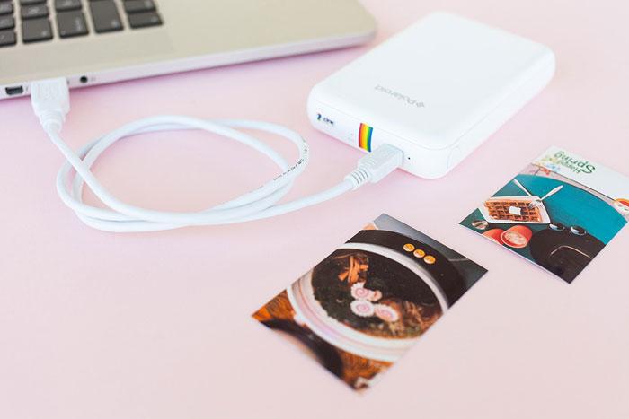 هدايا تكنولوجية يمكنكم شراؤها لأحبائكم هذا العيد - polaroid-zip-instant-mobile-printer