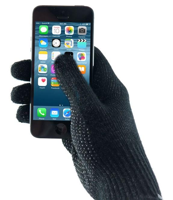 معدات تكنولوجية للشتاء - أدوات تكنولوجية شتوية - touchscreen-gloves