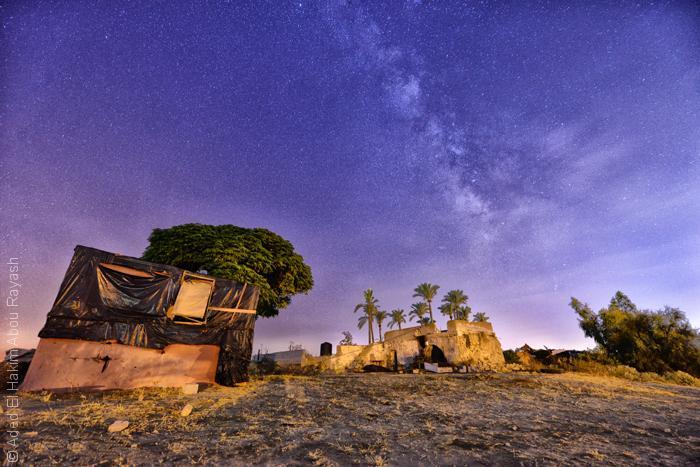 صور من غزة - منازل فقيرة في غزة
