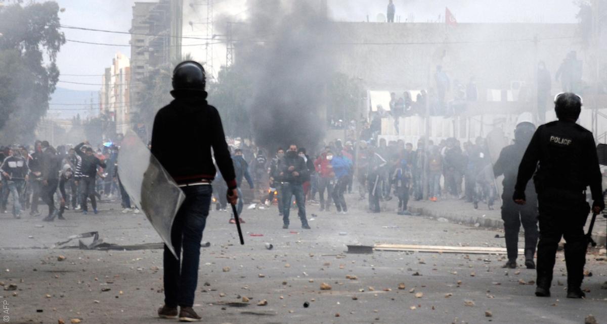 تونس تطلق الموجة الثانية من الربيع العربي