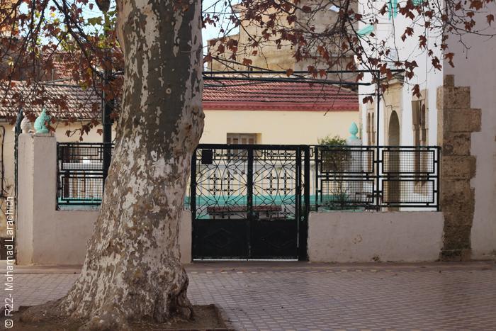 مدينة مليانة الجزائرية - مسجد سيدي احمد بن يوسف مليانة