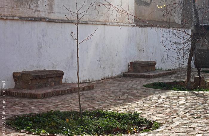 مدينة مليانة الجزائرية - مسجد سيدي احمد بن يوسف