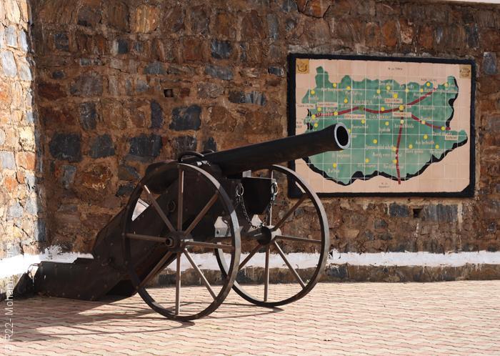 مدينة مليانة الجزائرية - مصنع الأسلحة مليانة الجزائر