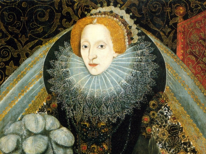تاريخ مستحضرات التجميل - الملكة إليزابيث