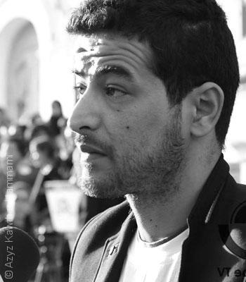 عزيز عمامي - ثورات الربيع العربي