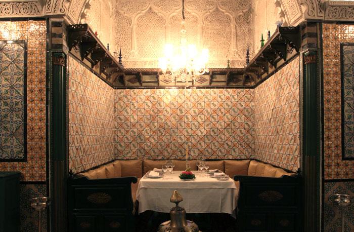 مقاهي تونس - مقهى مطعم دار الجلد