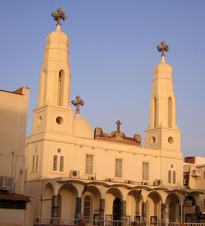 الأقباط السودانيون - كاتدرائية السيدة العذراء