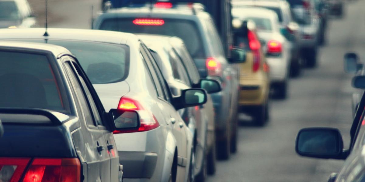 السيارات في العالم العربي - ازدحام