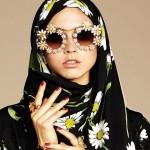 حين يجذب الحجاب الموضة والمال