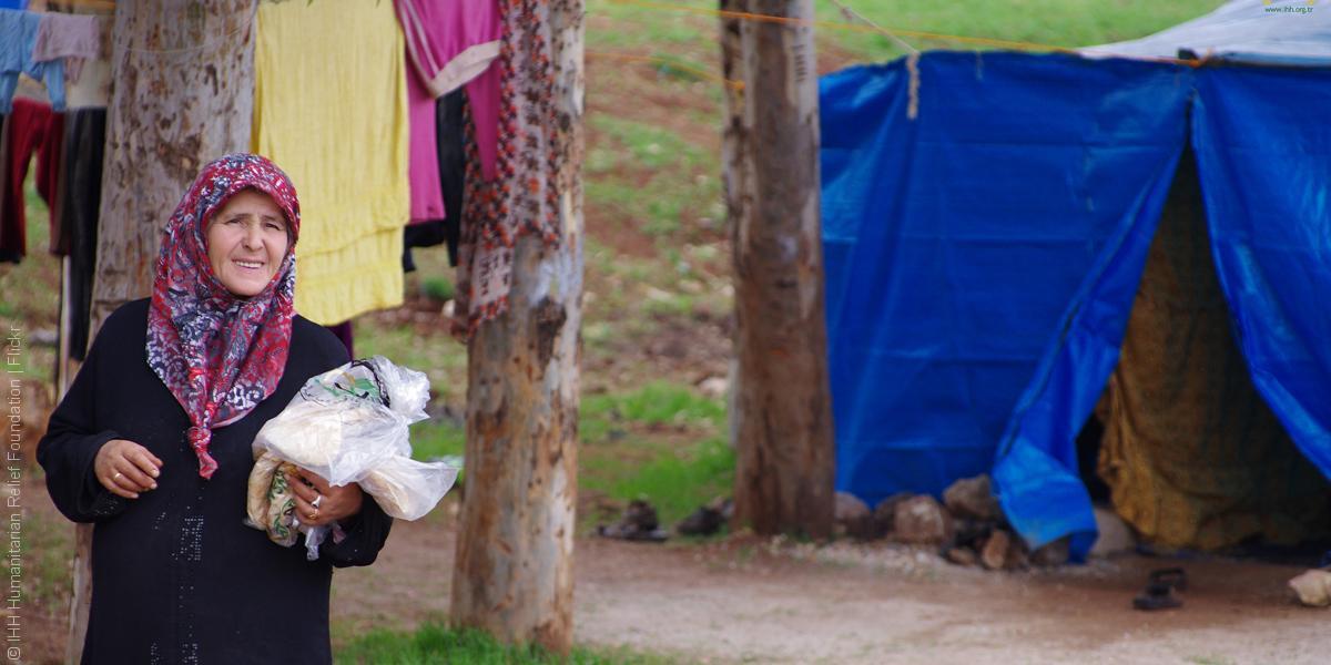 أساليب الإغاثة تعوّد السوريين على الكسل