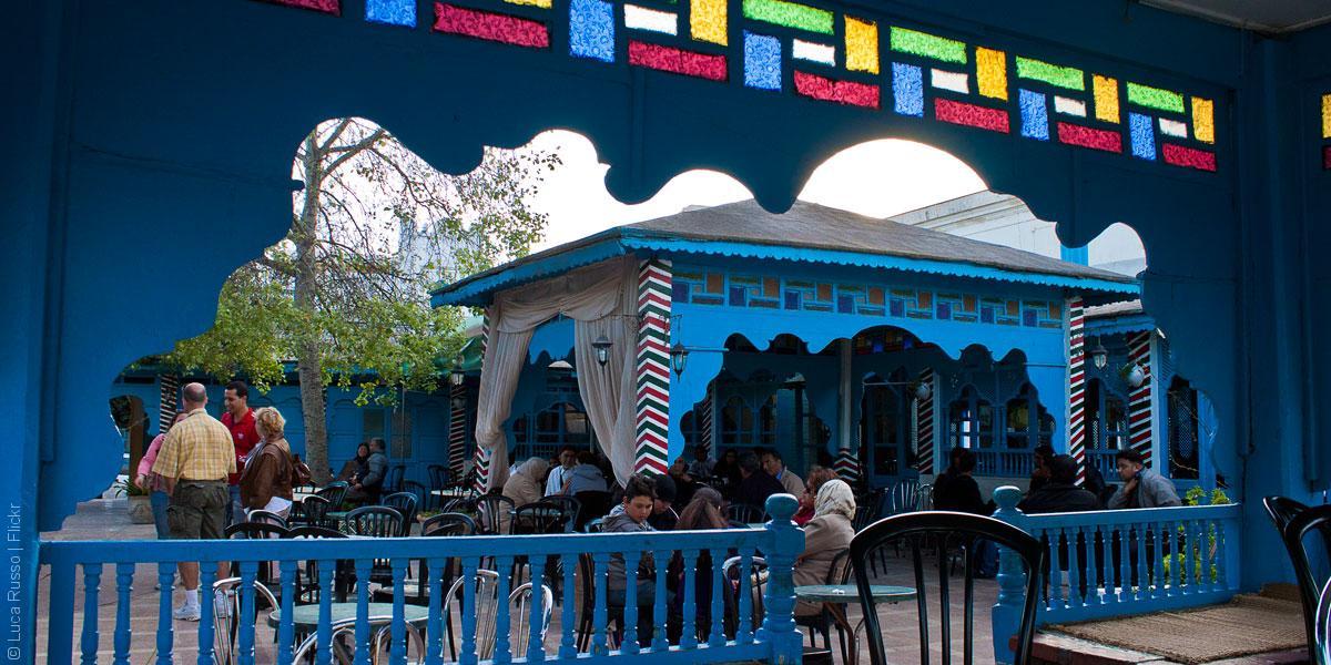 مقاهي في تونس
