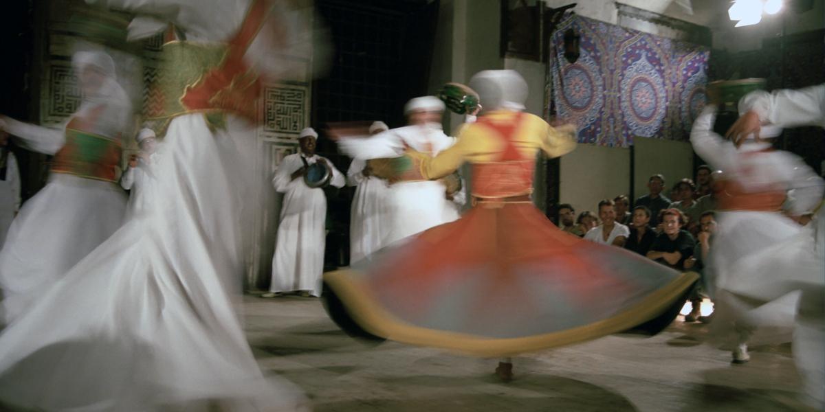 """التصوف في غزة: طريق الهروب من """"دين السياسة"""" إلى """"دين الروح"""""""