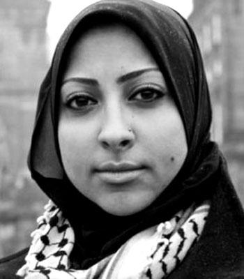 مريم الخواجة - ثورات الربيع العربي