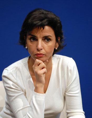 نساء عربيات في مناصب سياسية في أوروبا - رشيدة داتي