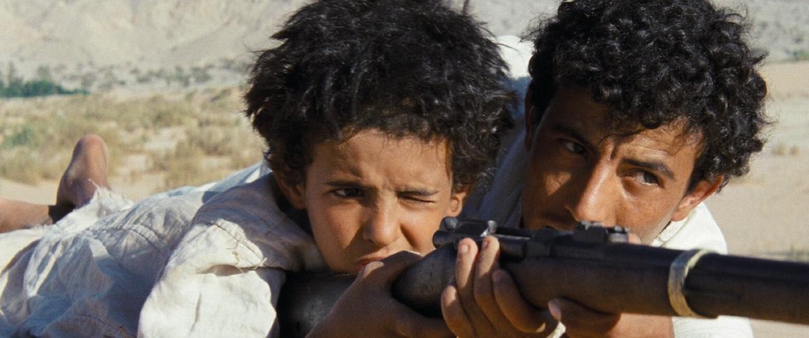 فيلم ذيب - صورة من الفيلم
