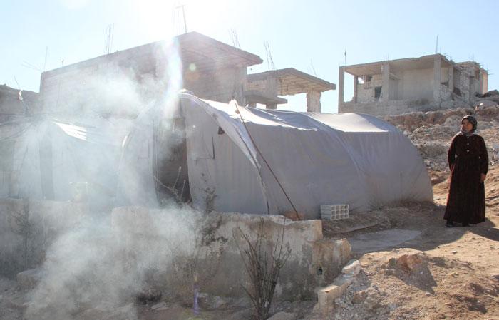 كوباني - دخان