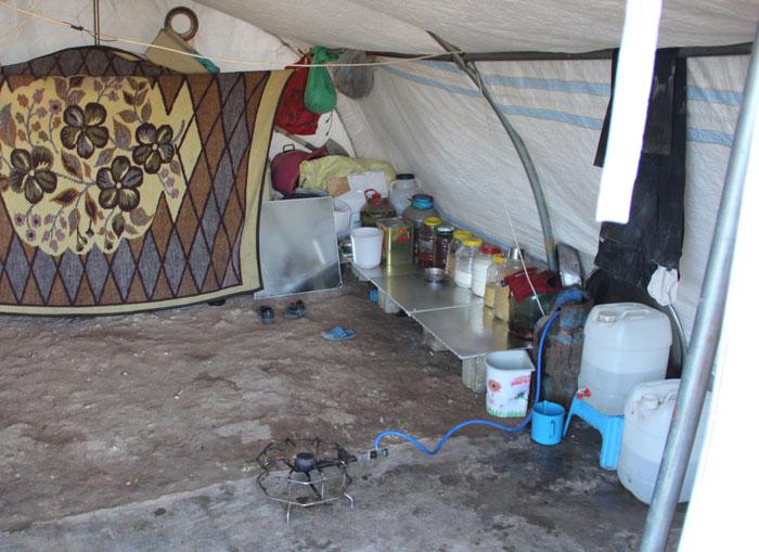 كوباني - مواد غذائية