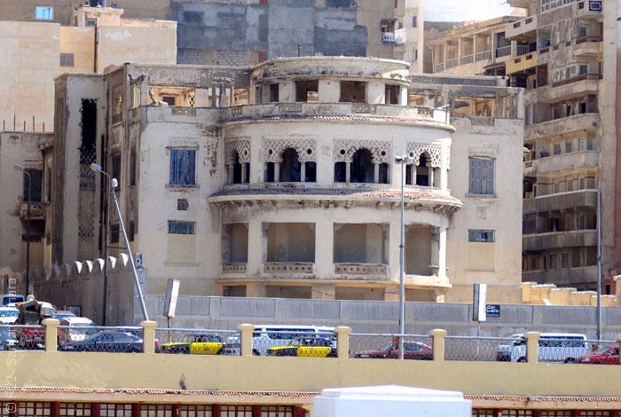 المباني التراثية في الاسكندرية - فيلا سباهي