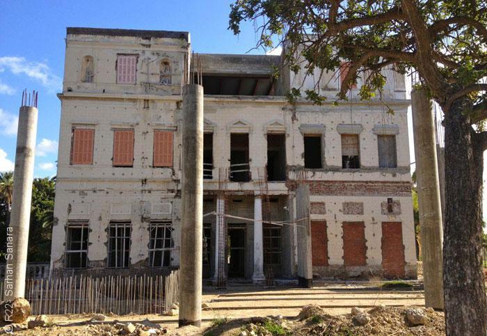 المباني التراثية في الاسكندرية - قصر أنطونيادس