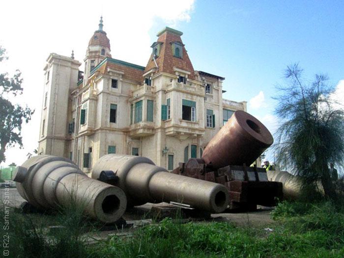 المباني التراثية في الاسكندرية - قصر السلاملك