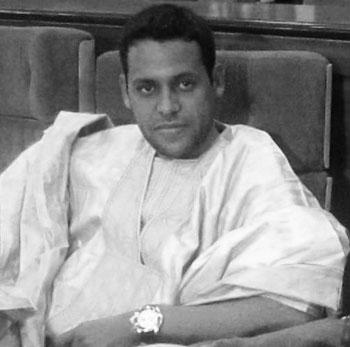 السياسيون العرب الأصغر سناً - لمانه ولد يربه