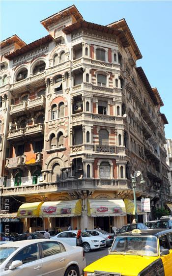 المباني التراثية في الاسكندرية - مباني تراثية