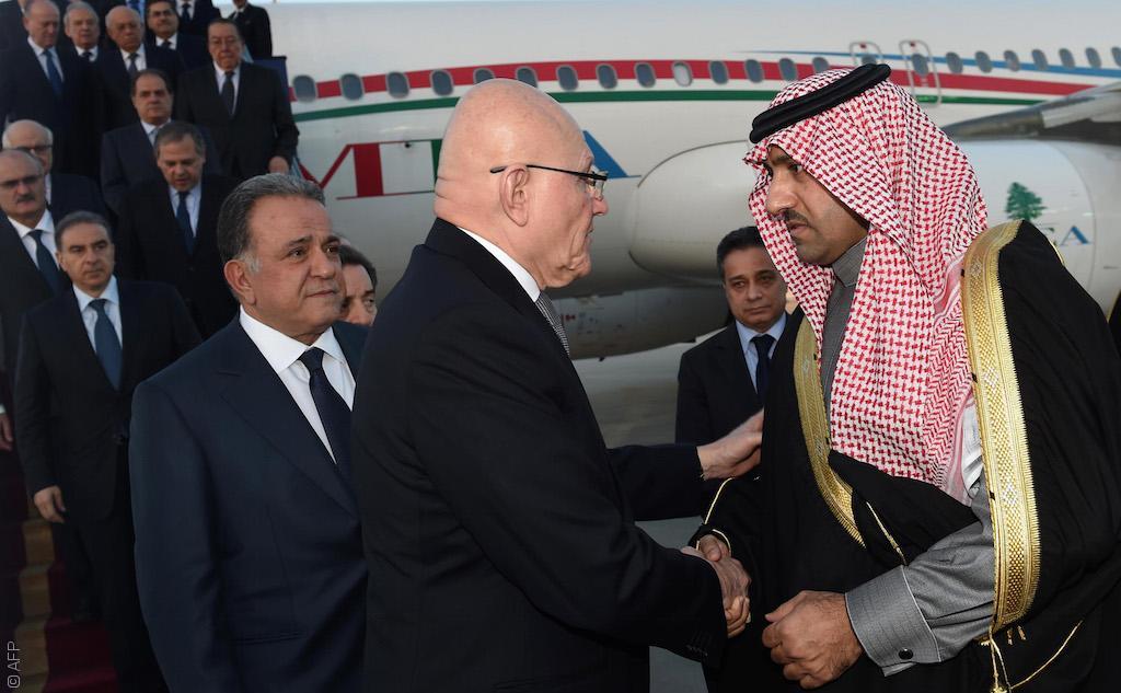 السعودية تطلب من لبنان ما لا طاقة له عليه