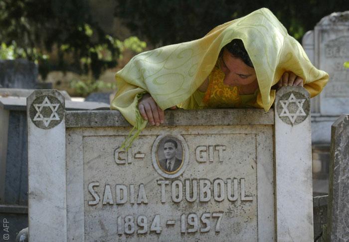 تلمسان الجزائرية - مقبرة يهودية