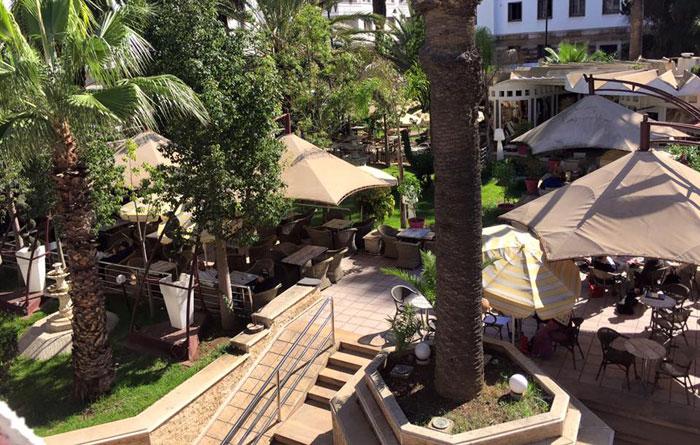 مقاهي المغرب - أبرز مقاهي الرباط - مقهى آرت