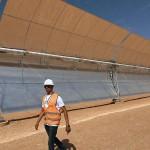 المغرب تفتتح المحطة الأولى من مشروع الطاقة الشمسية الأكبر في العالم