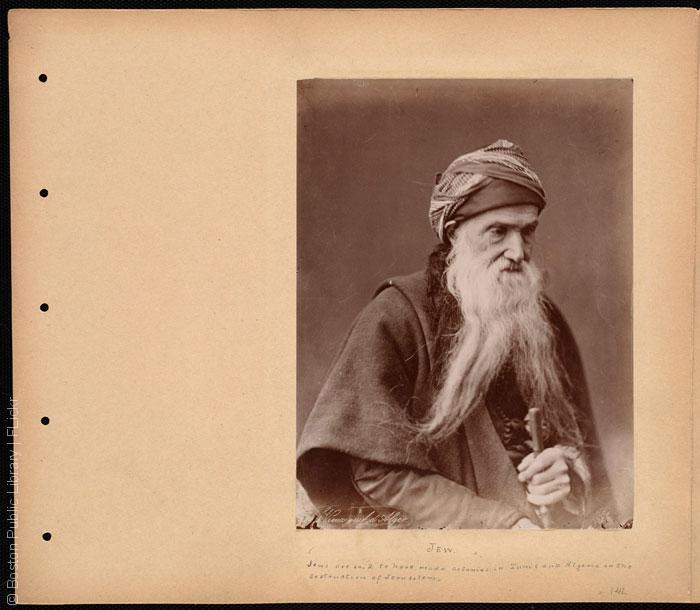 اليهود في الجزائر - تاريخ يهود الجزائر - يهودي جزائري