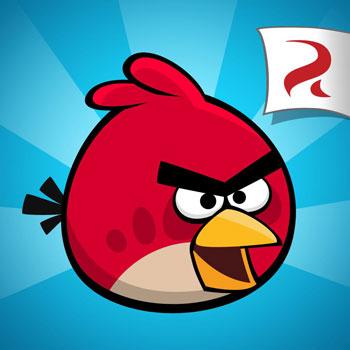 تطبيقات تتجسس عليك - Angry Birds