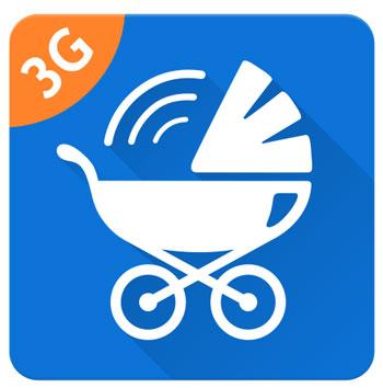 تطبيقات لمراقبة منزلكم عن بعد - Baby Monitor
